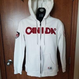 NEW Team Canada Olympics HBC Hoodie Sweatshirt XL